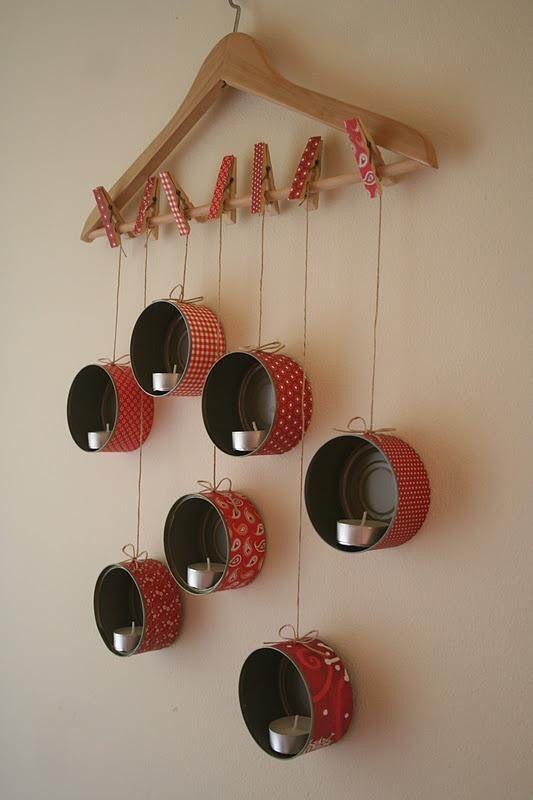 decoração-com-cabide