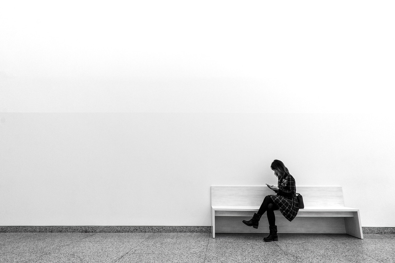 Mala de viagem minimalista